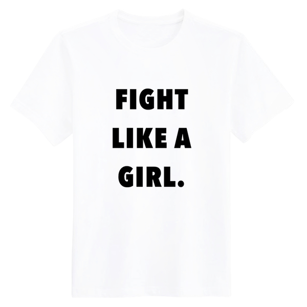 تی‌شرت Fight Like A Girl