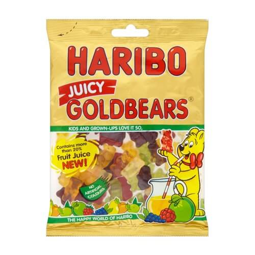پاستیل Haribo GoldBears
