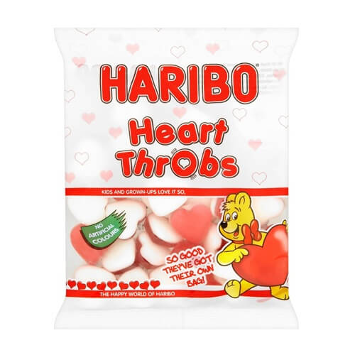 پاستیل Haribo HeartThrobs